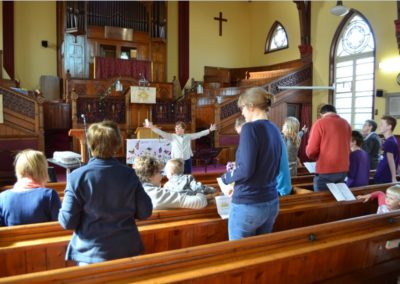West End 021 (Messy Church)